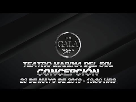 Gala Concepción 2019 - Telefónica del Sur