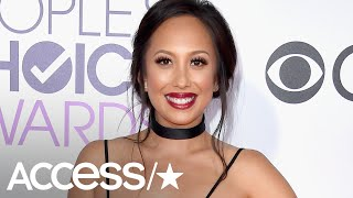 'DWTS' Star Cheryl Burke Blasts Bad Wedding Guests Who Didn't RSVP -See The Funny Moment! | Access