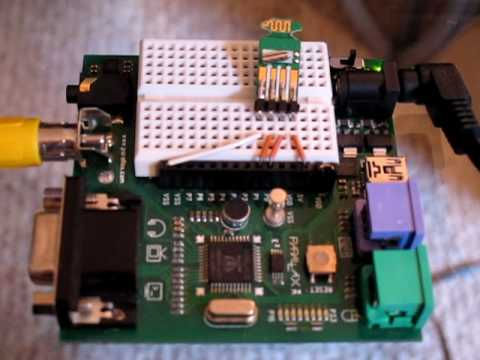 Propeller Bluetooth Stack Demo
