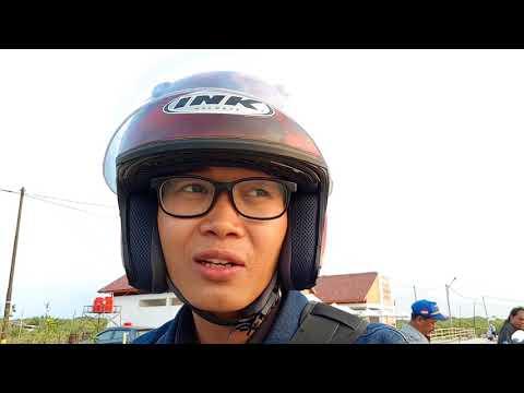 SANTAI KAYA DI PANTAI - kejawanan with DJI Osmo (Cirebon)