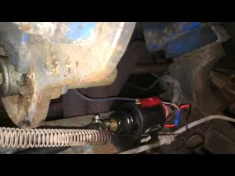 hqdefault 1974 cj5 mister gasket leaking electric fuel pump youtube