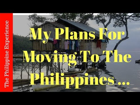 I'm Moving to Mindanao in the Southern Philippines ... Am I CRAZY???