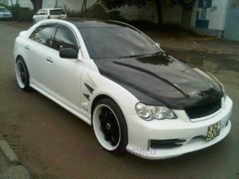 Nairobi's Hottest Cars