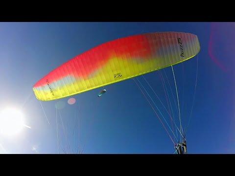 Ozone Buzz Z5 - 9550' at Dry Canyon NM, 4 PG + 1 HG