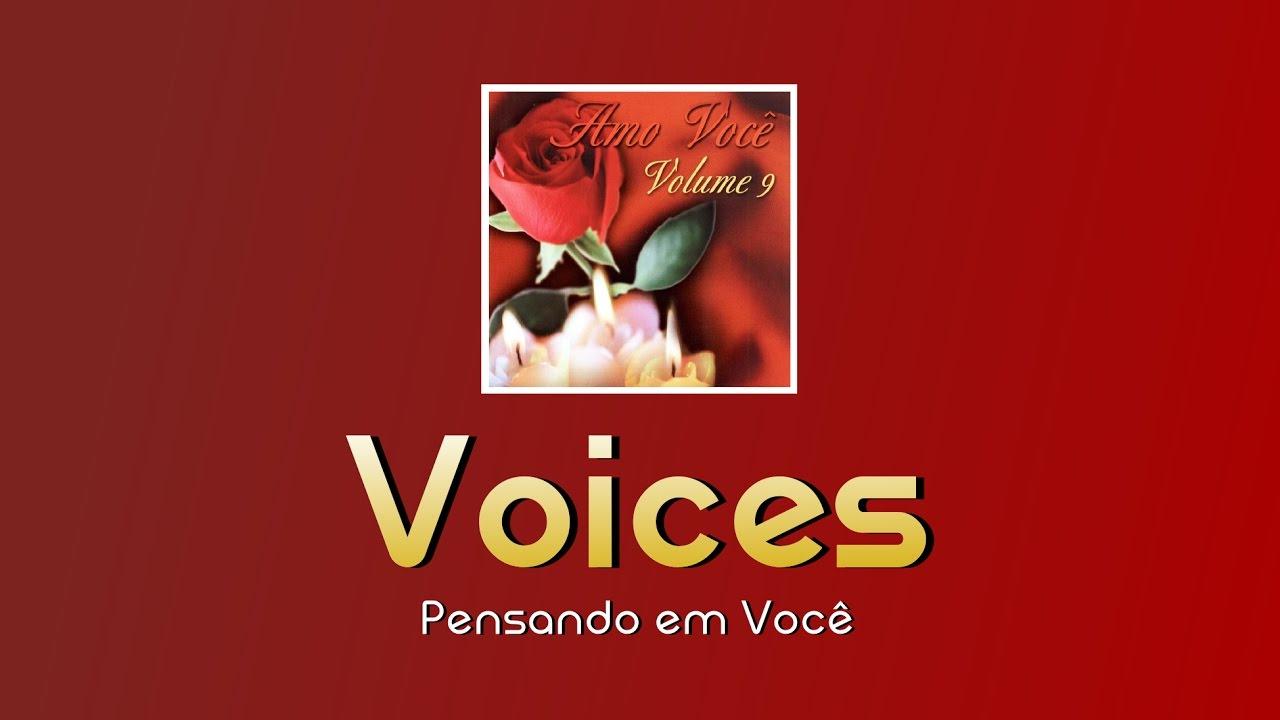 pensando em voce voices