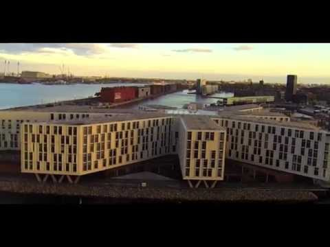 Tours in Copenhagen, Nordhavnen architecture