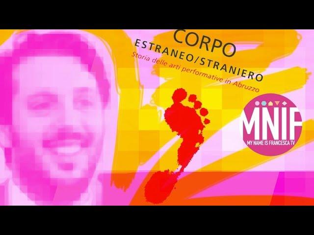 MNIF TV incontra Ivan D'Alberto