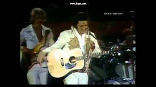 Elvis Presley ::: 1974 CC Rider (better sound)