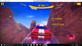 Cloud Nine Cup (Windows) SRT 2013 Dodge Challenger SRT8 MAX PRO, Asphalt 8 Airborne PC Gameplay 918