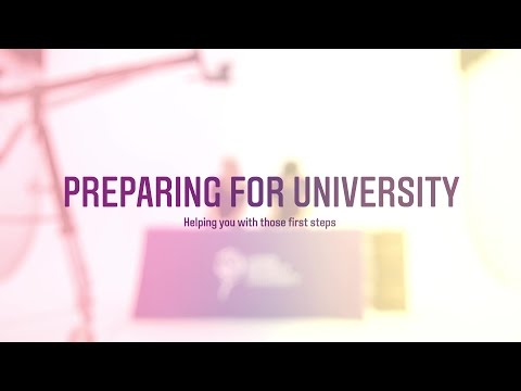 Leeds Beckett University - Student Journey - Preparing for University