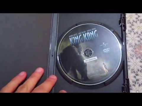 King Kong DVD & King Kong Production Diaries