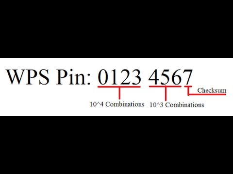 How to find wps pin of connected wifi(only for educational purpose)