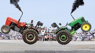 Tractor Tochan || swaraj 855 vs johndeere 5310 ||