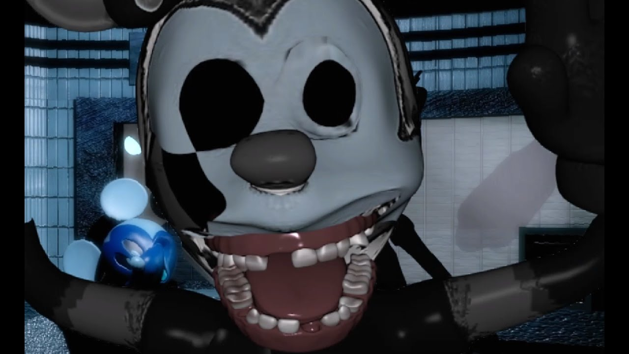 100 Jumpscares From Five Nights at Freddy's Fangames
