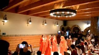 Нежный танец наших принцесс