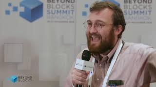 Interview with Charles Hoskinson (IOHK & Cardano) - Summit Bangkok 2018