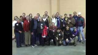 CUMC People at Second Harvest Food Bank in San Mateo County CA