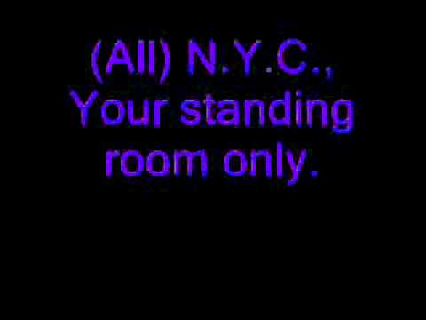 Lyrics to nyc annie