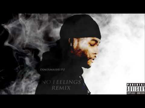 "PND ""No Feelings"" (Remix) Ft Travis Scott, Drake, Big Sean & Lil Wayne (NEW 2016)"