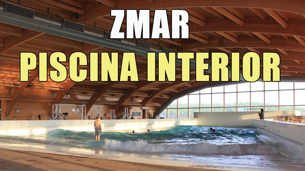 Piscina interior zmar youtube for Piscina zmar