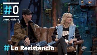 LA RESISTENCIA - Entrevista a Natalia de Molina y Mario Casas   #LaResistencia 19.11.2019