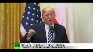 Tariffs War: Trump Open to Talk with China