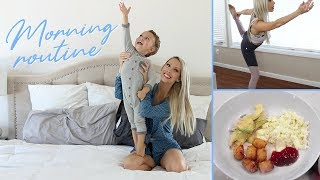 MOMMY MORNING ROUTINE 2019!