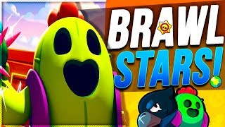 BRAWL STARS GLOBAL LAUNCH SPECIAL with NICKATNYTE!