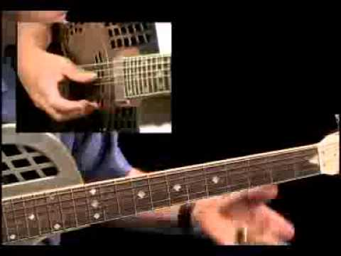 The CUCKOO Song Slide Guitar In D Minor Tuning
