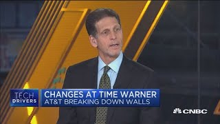 Watch a media expert explain the AT&T shake up at Time Warner