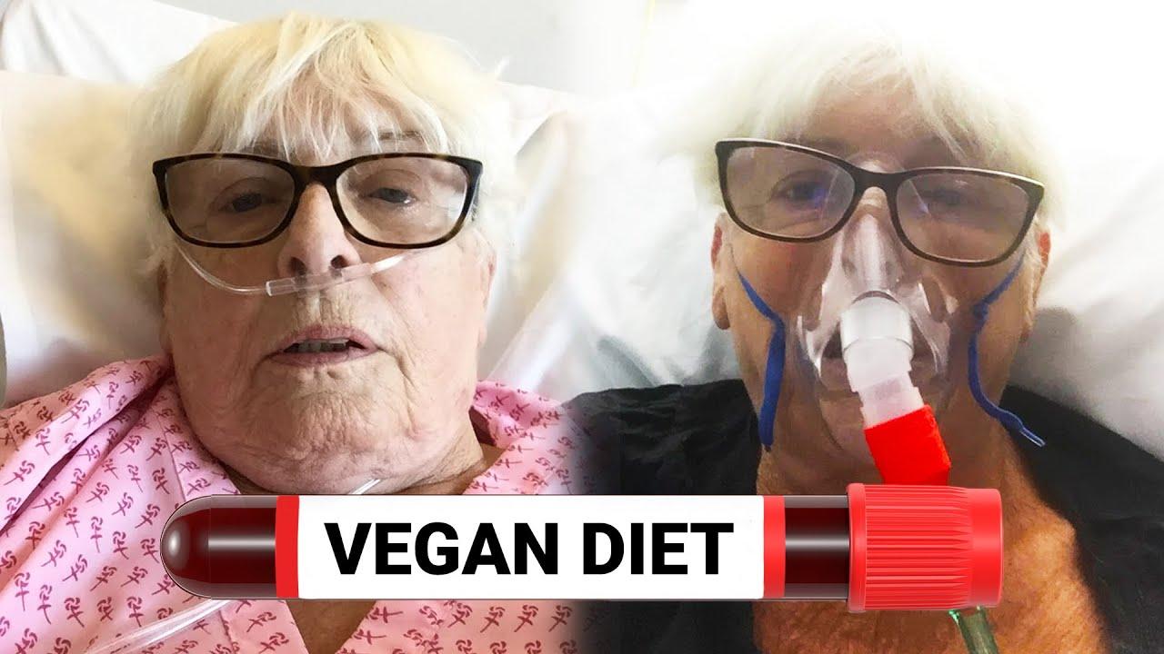 74-Year-Old Pensioner Credits Vegan Diet For Surviving Coronavirus