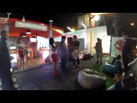 Dian MC for GENERATION-G Cars and Coffe Presented by. GG MILD