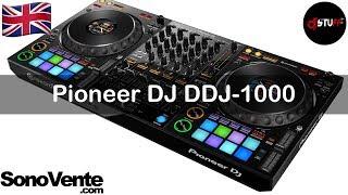 Pioneer DJ DDJ-1000 Review
