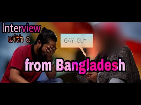 Bangladeshi gay boy