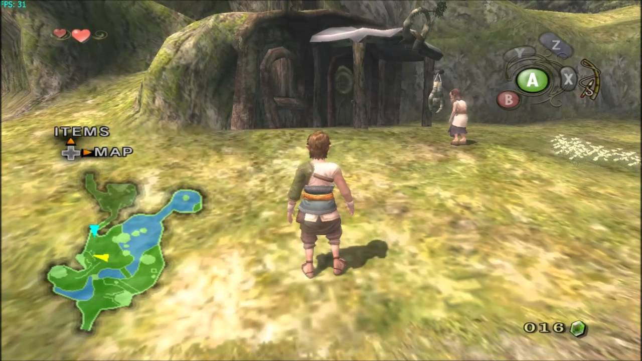 The Legend Of Zelda Twilight Princess Gc Sandbox Dolphin Emulator Wiki