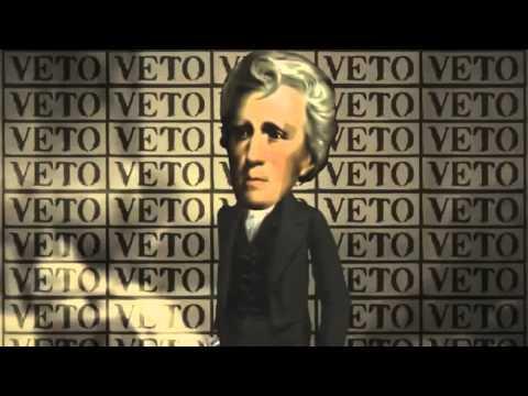 The Disney American Presidents: Andrew Jackson (Edited)