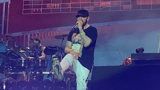 Eminem - Berzerk (Live at Perth, Australia, 02/27/2019, Rapture 2019)