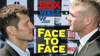 Igor Mikhalkin vs Thomas Oosthuizen - FACE TO FACE - 15.05.2017 -  Hamburg