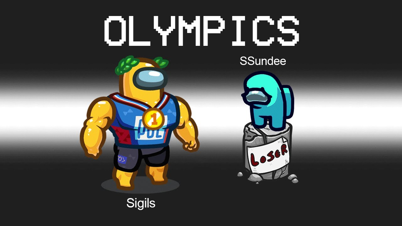 Download *NEW* OLYMPICS IMPOSTOR ROLE in Among Us