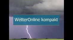 WO kompakt: Der Wetter-Tag im Überblick (01.06.2020)