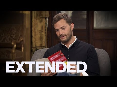 Jamie Dornan Shares Fatherhood Fears In 'Fifty Shades Freed'