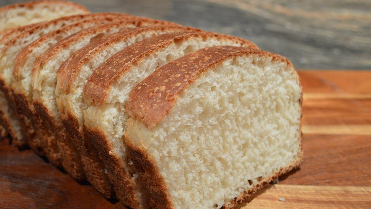 pain de mie recette