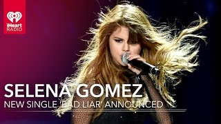 Subscribe here! ► http://bit.ly/1jy0dbo selena gomez broke her silence from hiatus to announce on instagram, this past thursday, new single 'bad liar...