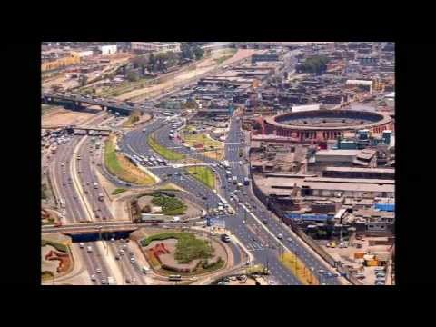LOS 43 DISTRITOS DE LIMA PERU / EL VIDEO MAS COMPLETO