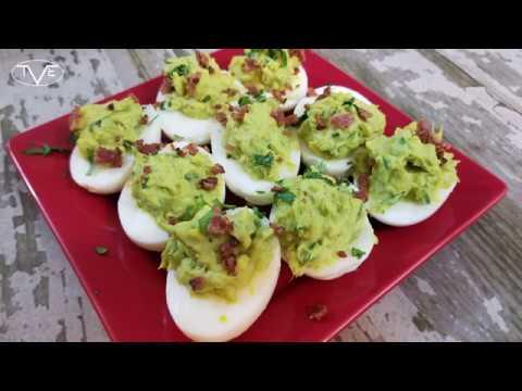 Avocado Deviled Eggs Recipe | Episode 553