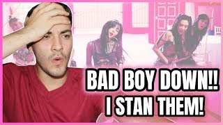 FIRST TIME Reaction to Red Velvet's 'BAD BOY'