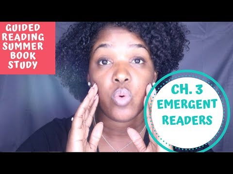 Chapter 3 | Emergent Readers | Guided Reading Book Study