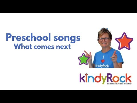 What comes Next- A great kids holiday song.