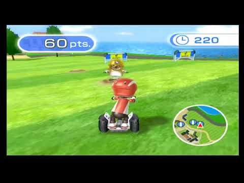 World of Playthroughs: Wii Fit Plus: Segway Circuit (Beginner, Advanced, Expert)
