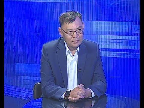 Гость в студии - Кандидат в депутаты Государственной Думы VII созыва, Алдар Дамдинов